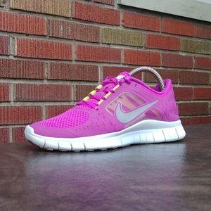 Womens Nike Free Run 3 Running Shoes Sz 6.5